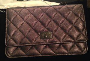 Chanel Silver Reissue WOC Bag