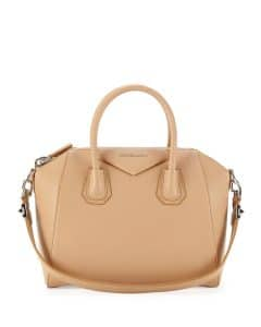 Givenchy Beige Antigona Bag - Prefall 2014