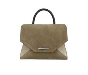 Givenchy Beige/Camel Obsedia Tote Bag