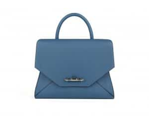 Givenchy Blue Obsedia Tote Small Bag