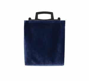 Givenchy Blue Velvet Rave Small Bag
