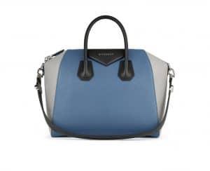Givenchy Blue/Grey/Black Antigona Bag