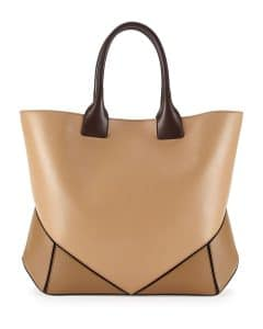 Givenchy Camel Beige Easy Tote Bag - Prefall 2014