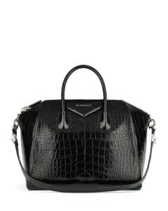 Givenchy Crocodile Antigona Bag - Prefall 2014