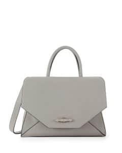 Givenchy Grey Obsedia Tote Bag - Prefall 2014