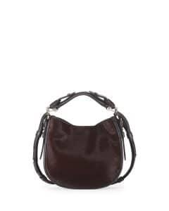 Givenchy Obsedia Calf Hair Messenger Bag - Prefall 2014