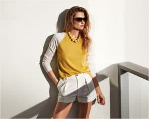 Jessica Hart for Louis Vuitton Summer 2014 Collection 9
