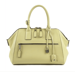 Marc Jacobs Absinthe Smooth Leather Medium Bag
