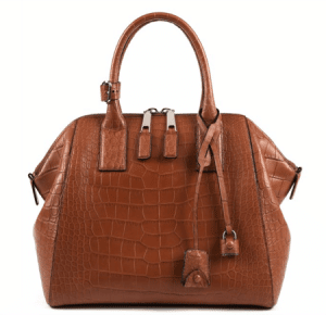 Marc Jacobs Caramel Alligator Incognito Large Bag