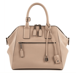 Marc Jacobs Cashew Smooth Leather Incognito Large Bag