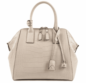 Marc Jacobs Nude Alligator Incognito Large Bag