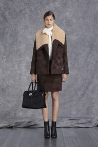 Mulberry Black Bayswater Bag - Pre-Fall 2014