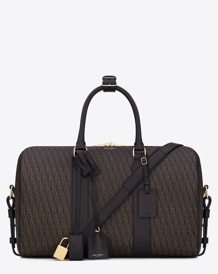 cheap yves saint laurent - Saint Laurent Classic Monogram Luggage Bag Reference Guide ...