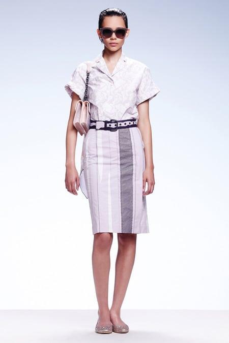 dress - Veneta bottega resort bag collection video