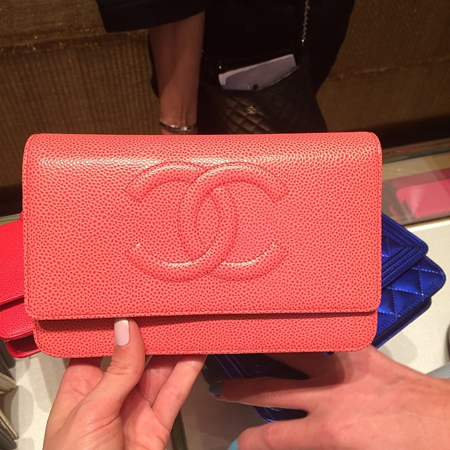 94fc42620cc1 Chanel WOC Bag Reference Guide