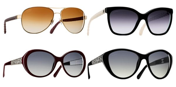 Chanel Sunglasses Price  the guide to luxury designer sunglasses for spring 2016 spotted