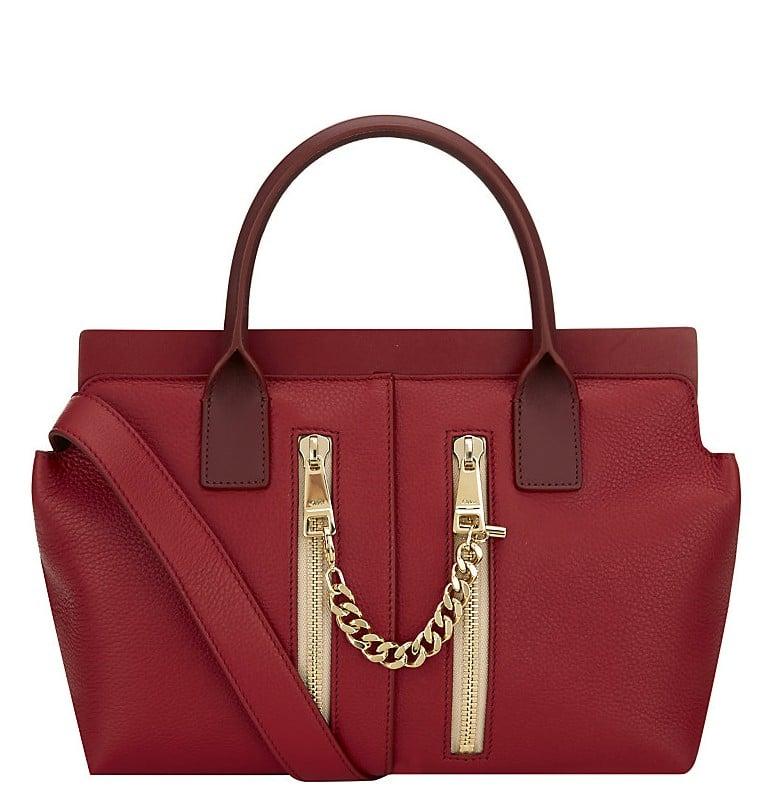 red chloe bags