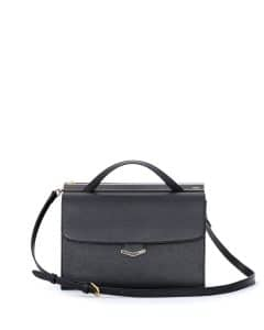 Fendi Black Demi Jour Bag