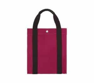 Herme Pink Uni Beach Bag
