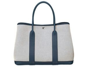 Hermes Grey Garden Party Tote Bag - Spring 2014