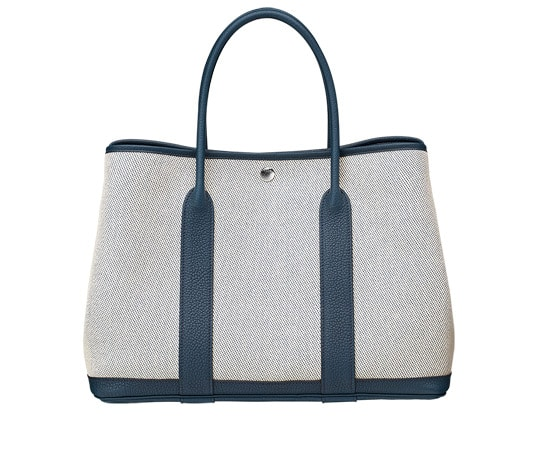 Hermes Canvas Tote Bags For Spring Summer 2014 Spotted