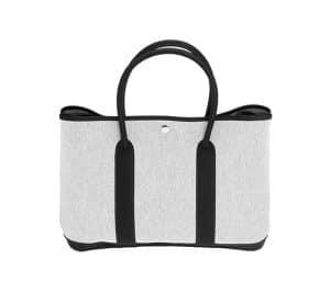 Hermes Mini Grey Garden Party Tote Bag - Spring 2014