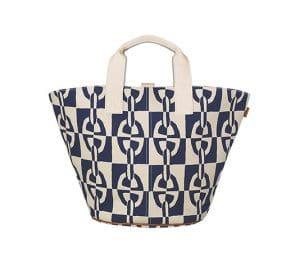 Hermes Optique Chaine d'Ancre Beach Bag