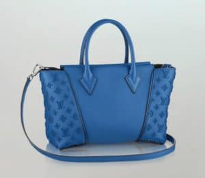 Louis Vuitton Blue Lagon W BB Bag - Spring 2014