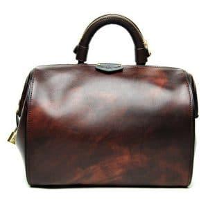 Louis Vuitton Brown Doc PM Bag