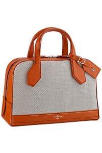 Louis Vuitton Dora MM Caivre Bag - Fall 2014