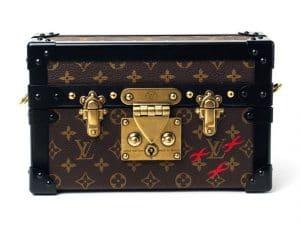 Louis Vuitton Monogram Canvas Petite Malle Bag - Fall 2014