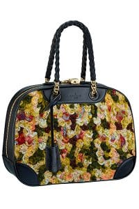 Louis Vuitton Multicolored Bowling Bag - Fall 2014