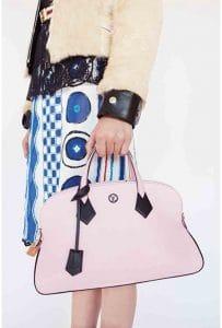 Louis Vuitton Pink Pinch Bag - Cruise 2015