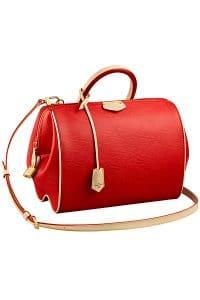 Louis Vuitton Red Epi Doc BB Bag - Fall 2014