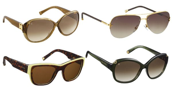 Louis Vuitton Sonnenbrillen Preise