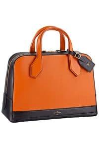 Louis Vuitton Copper Dora Caivre MM Bag - Fall 2014