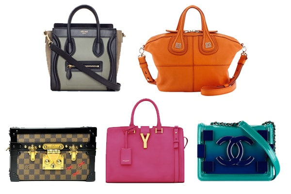 eb6957f8a20 The Guide to Best Designer Luxury Mini Bags for Summer 2014 ...