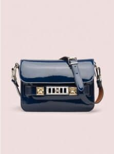 Proenza Schouler Cadet Blue PS11 Mini Classic Bag - Pre-Fall 2014