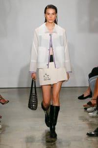 Balenciaga Black Rope Bag 1 - Resort 2015