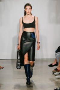 Balenciaga Black Rope Bag 2 - Resort 2015