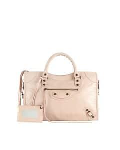 Balenciaga Blush/Nude Classic City Bag