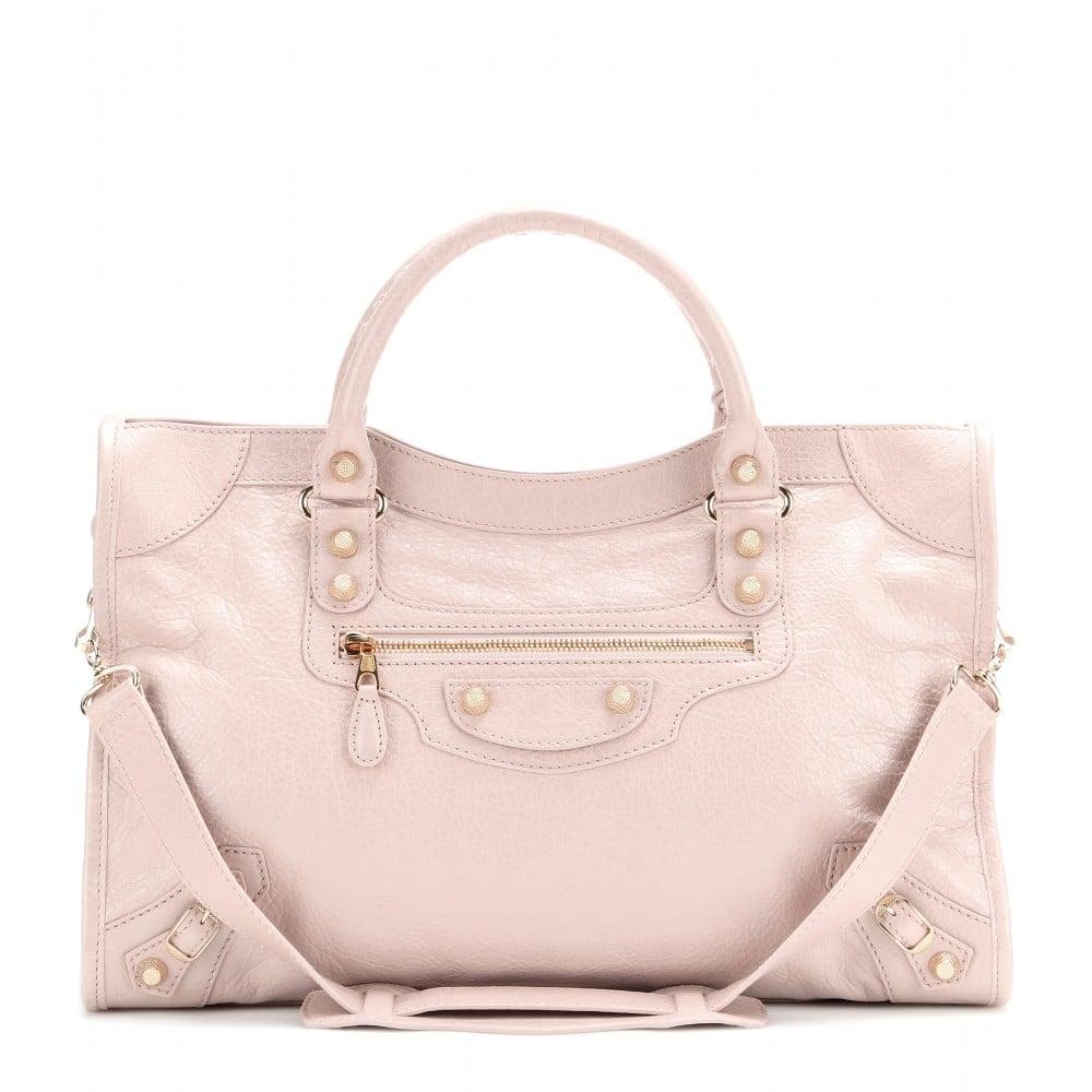 2bf13b81d8f Balenciaga City Bag Colors for Fall 2014 | Spotted Fashion