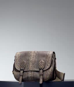Bottega Veneta Sand Karung Gardena Bag - Pre-Fall 2014