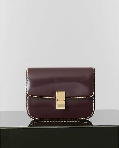 celine bag burgundy - Celine Fall / Winter 2014 Bag Collection includes the Orb Tote Bag ...