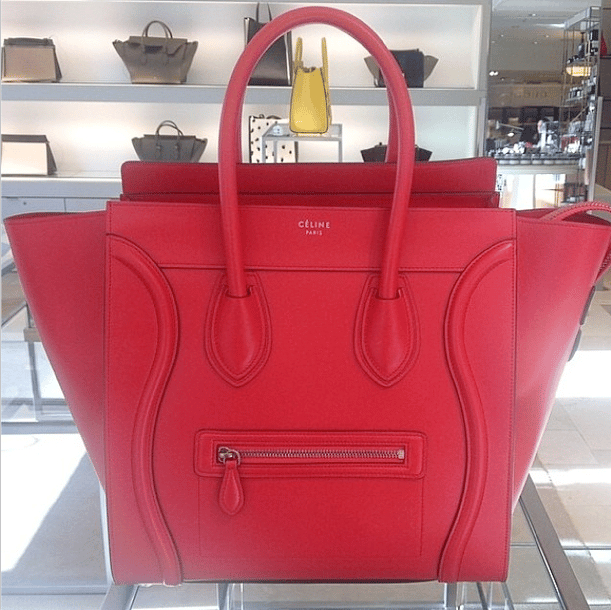 ab06b297d774d Preview of Celine Pre-Fall 2014 Classic Bags Arriving in Stores Now ...