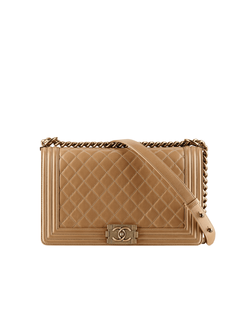 b10c7e95f36 Chanel Boy Flap Bag Reference Guide
