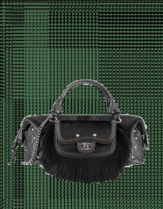 Chanel Bowling Fringe Bag - Prefall 2014
