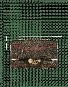 Chanel Pony Calfskin Timeless Classic Flap Bag - Prefall 2014