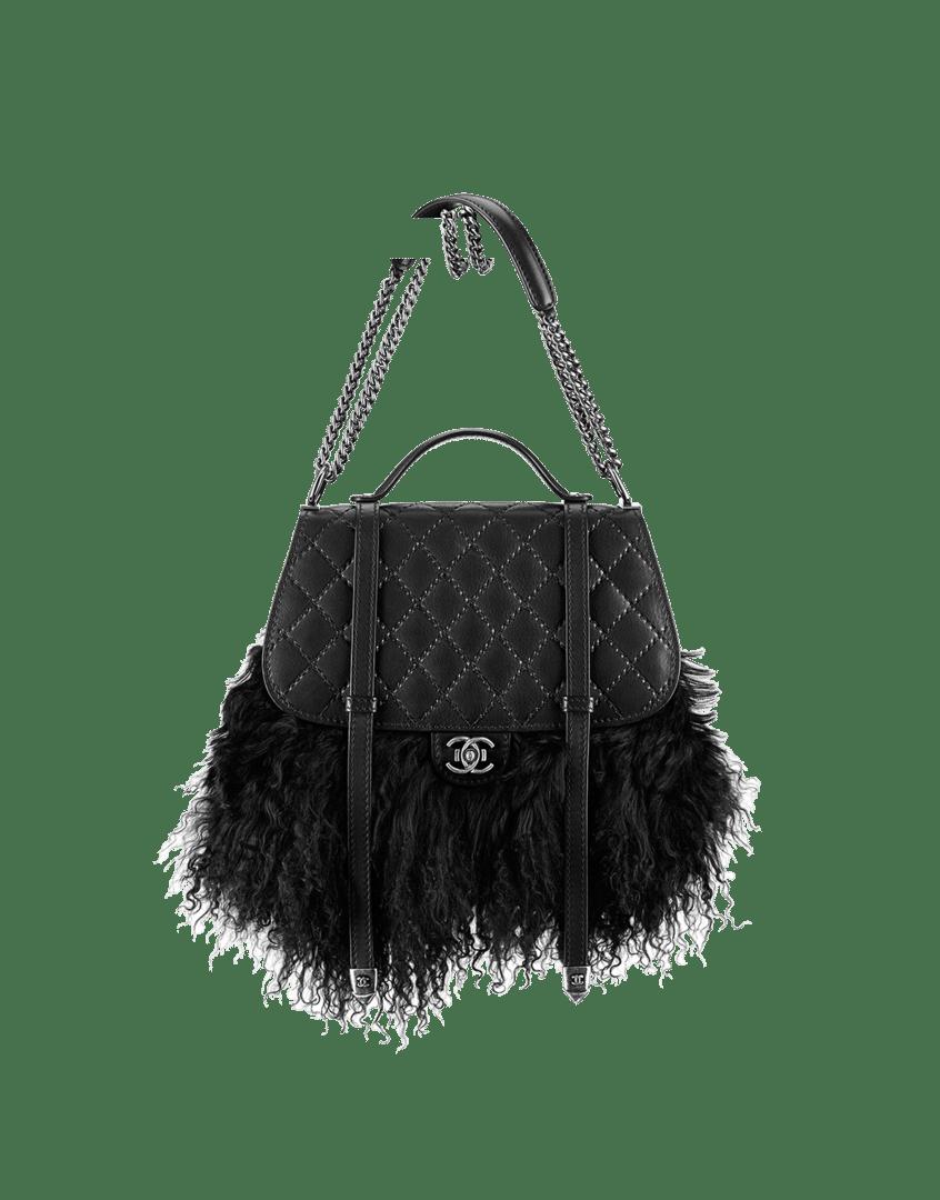 e65e8e0f3f Chanel Pre-fall 2014 Bag Collection includes More Studs and Fringe ...