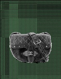Chanel Satchel Messenger Bag - Prefall 2014